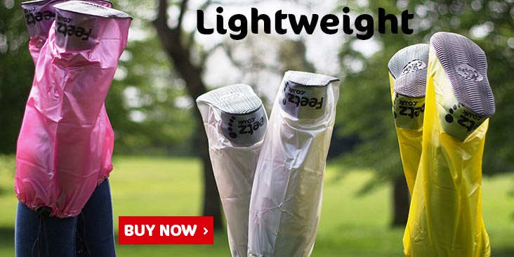 Lightweight Alternative Wellies